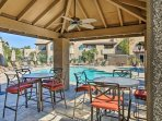 Take a dip in the community pool and start living a laid-back Arizona life!