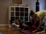 Plenty of individual tuition in Yoga and Tai Chi, within a group setting.