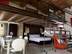 Habitación abierta - Loft