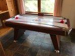 Air Hockey Table #gametable