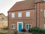 Semi detached holiday home in Wells-next-to-sea