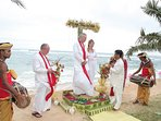 We can arrange your wedding