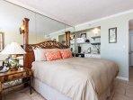 Comfortable Honeymoon suite
