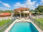 Luxury Large Brisbane Home on Acreage