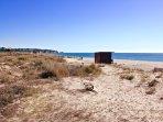 Beaches of Alvor