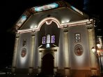 L'église baroque de Saint Gervais