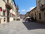 Santa Fiora is listed among the most beautiful villages in Italy by the Italian Tourism Association