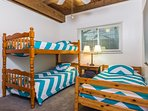 Bungalow - Bunk Bed and a Twin Bed