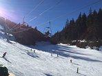 Beautiful Pirin mountain slopes!