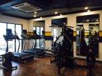 24/7 Fitness Room!
