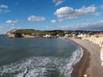Freshwater Bay, a short drive away from Sunny View