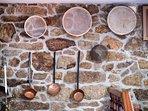 Elementos utilizados por nuestros antepasados se pueden ver en muchos rincones