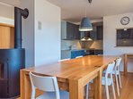 Villa Bohinca - dining room