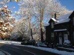 Glan Dulyn in winter !