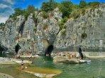 Toujours la rivière Chassezac