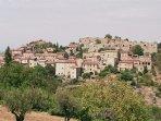 Le village de Banne