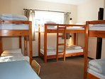 Abercastle, spacious 6 berth room, with private en-suite bathroom.