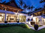 Villa Analaya Kamala Beach Phuket - By Night
