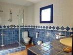 Bathroom on in suite (Master bedroom)