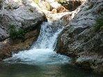 cascate delle Ferriere