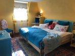 Bedroom 3 twin or double room.