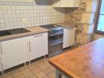 Kitchen Smeg Oven.