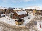 The Trailhead Lodges neighborhood