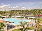 Make the most of your next Florida getaway when you stay at this 2-bedroom, 2-bathroom vacation rental condo in St...
