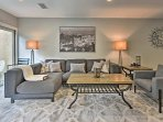 Explore the enchanting surroundings of Fernandina Beach when you stay at this 2-bedroom, 2-bathroom vacation rental...