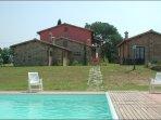 4 bedroom Villa in Badicorte, Tuscany, Italy : ref 5239730
