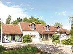 5 bedroom Villa in Norrey-en-Auge, Normandy, France : ref 5522320