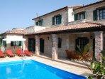 4 bedroom Villa in Baratto, Istria, Croatia : ref 5516988