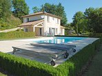 3 bedroom Villa in Saint-Pantaléon, Occitania, France : ref 5513785