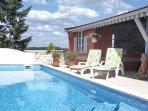 2 bedroom Villa in Brossac, Nouvelle-Aquitaine, France : ref 5519033