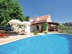 3 bedroom Villa in Nerežišće, Splitsko-Dalmatinska Županija, Croatia : ref 55199