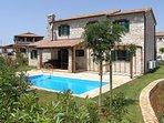 4 bedroom Villa in Baratto, Istria, Croatia : ref 5516990