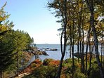 Beautiful waterfront home, multiple decks, expansive views, private dock, large