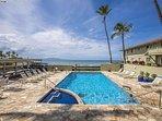 ocean view pool/spa