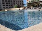 Alguno de los espacios de esparcimiento la excelente piscina perfecta para el disfrute o el deporte