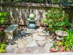 Zen, meditation garden