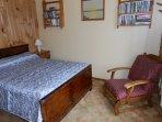 Large bedroom in Crane Cottage