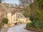 Naunton is a pretty, peaceful village, well away from busy roads