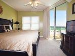 Master Bedroom Waters Edge Resort Unit 412 Fort Walton Beach Okaloosa Island Vacation Rentals