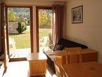 Duplex 6 couchages avec terrasse