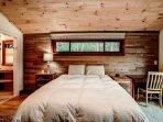 Bedroom #1 :Lower level