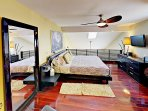 Lofted Master Suite