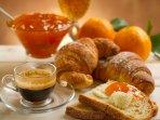 Continental Breakfast (Optional)