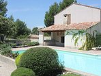 Pont Royal Golf, Luxury Villa & Pool with Pool House and Luberon Views