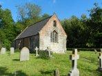 A church near Horncastle