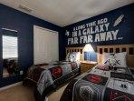 Star Wars Themed Room